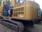 直销内蒙大型二手挖掘机:卡特349D 小松450沃尔沃460