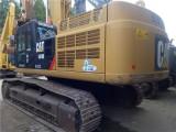 大型土方二手挖掘机卡特349D 小松450 沃尔沃460出售
