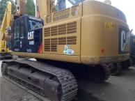 直销阿坝大型二手挖掘机:卡特349D 小松450沃尔沃460