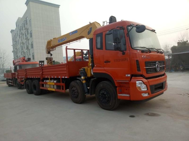 低价厂家直销东风天龙徐工14吨随车吊