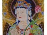 北京手繪佛像壁道教神像壁畫寺廟背景墻壁畫畫哪家質量好