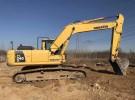 个人有台小松240挖掘机打算转让工程车 其他品牌5年0.1万公里面议