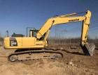 个人有台小松240挖掘机打算转让工程车 其他品牌