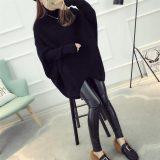 韩版孕妇装毛衣蝙蝠衫圆领套头加厚毛线衣打
