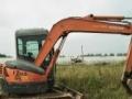 日立 ZX55USR-5A 挖掘机         (低价转让)