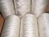 供应耐高温玻璃纤维线/玻璃纤维扭绳【A级不燃】现货0.5元/米