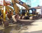 二手挖掘机出售质保三个月保运输小松卡特日立神钢沃尔沃等
