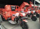 廠家直銷各種款式的三輪車 全封閉 翻斗車都有 支持分期買車4500元