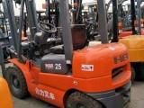 合力 杭州牌侧移 高门架 夹抱叉车.3吨4吨 二手叉车出售