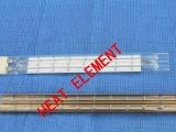 快中波透明红外线发热管 近红外线加热管