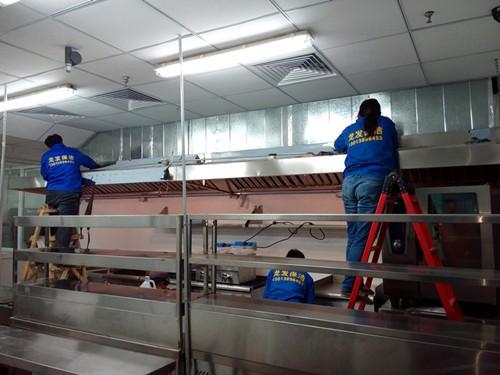 苏州龙发保洁服务有限公司-11年保洁经验,值得您信赖!