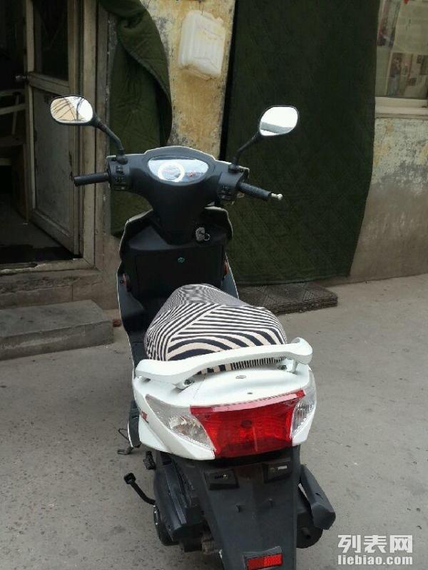 嘉陵摩托车125cc