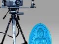 工业级建模作图扫描仪立体浮雕三维扫描仪模具高精度
