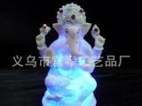 树脂工艺品,佛像,印度神像--LED灯