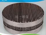 不锈钢孔板波纹规整填料 金属孔板波纹规整填料生产厂家