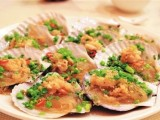 烤海鮮蒜蓉扇貝培訓多少錢 邵陽哪里學做蒜蓉扇貝