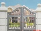 订做各种pvc护栏塑钢护栏铁艺门铝艺门