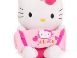 Hello Kitty毛绒公仔 空调毯 kt猫送毛毯 凯蒂猫空调