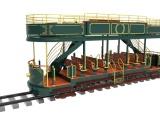 河北观光轨道火车,博瑞特拥有多项专利技术