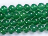 林华水晶 绿玛瑙散珠 圆珠 东海水晶半成品批发 水晶批发