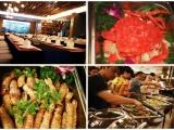 广州春龙节小年夜开工宴工厂流动酒席围餐火锅上门