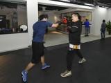 天津拳击格斗会馆 私教课培训 悍将搏击俱乐部