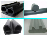 供应三元乙丙密封条 异型橡胶条 橡胶发泡密封条(来图样可定制)
