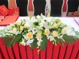 台州鲜花店配送会议生日鲜花速递开业花篮预订丧事花圈婚庆典花艺