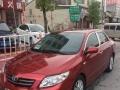 丰田 卡罗拉 2009款 1.8 自动 GLXi特别纪念版