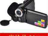 礼品单爆款!T90数码摄像机DV太阳能相机 1200万像素 全套