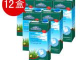 德国原装进口 欧德堡超高温处理脱脂牛奶 1L*12 脂含量0.3