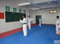 郑州跆拳道教练培训班学费是多少?郑州最好的跆拳道学校