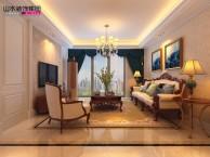 合肥紫辰阁140平三居室欧式风格装修效果图