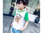 儿童短袖T恤夏装半袖夏季童装宝宝上衣