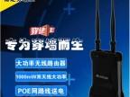 直批:酒店工程覆盖 ARG-1210大功率无线路器 无线ap 300M 网桥