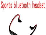 实体厂家头戴运动蓝牙后挂耳机 无线立体声 蓝牙耳挂S9-HD S