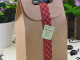 韩网牛皮纸饼干袋 纸袋批发定做 手提袋定做 西饼盒袋烘焙包装袋