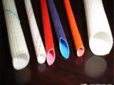 硅树脂玻璃纤维管 1.5kv 护线绝缘管 高温玻纤管
