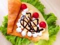 山东特色小吃加盟店 手握卷饼加盟 学校门口赚钱小吃