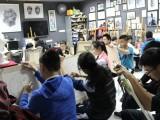 北京西城区哪有美术培训班