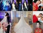 专业化妆师团队为您打造较美新娘造型