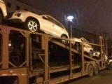 黃南到北京專業轎車托運公司 國內往返拖運全程直達