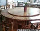 厂家直销火焰鹅餐厅桌椅,醉鹅餐厅桌椅,农庄桌椅饭店,酒店餐