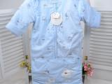 热销2014新款童装婴儿服批发贝婴希1008宝宝加长加厚睡袋