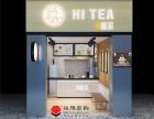 合肥奶茶店装修案例 舒适温馨的设计 更能吸引顾客