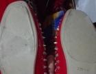 春季新款铆钉时装单鞋,全新,仅试穿过