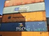 天津港长期卖二手集装箱