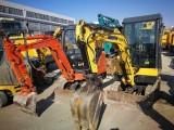 山西運城小型二手挖掘機20,35,60履帶,輪式挖掘機