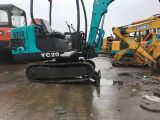 苏州个人转让二手玉柴13 18小挖机 二手小挖机价格