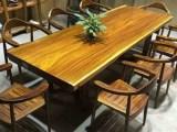 家庭餐桌 实木餐桌